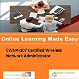 PTNR01A998WXY CWNA-107 Certified Wireless Network Administrator Online Certification Video Learning Made Easy