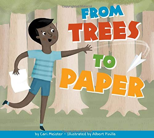 From Trees to Paper (Who Made My Stuff?)