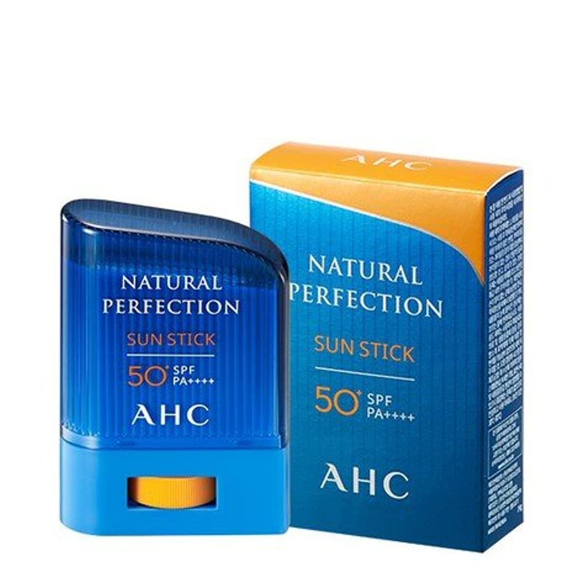 ページ学んだとんでもない[Renewal 最新] AHCナチュラルパーフェクション線スティック / AHC NATURAL PERFECTION SUN STICK [SPF 50+ / PA ++++] [並行輸入品] (14g)