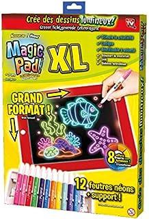 Magic Pad, tablet magico in versione XL, con 48 accessori, vista alla TV