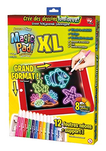 magic pad xl leclerc