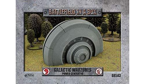 Battlefield in a Box Galactic Warzones Power Generator 28mm 35mm SWL