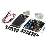 XCSOURCE® STM32 Hauptplatine 32bit ARM mit 3.5' TFT Touch Screen WiFi Modul DIY Kit für 3D Drucker TE722