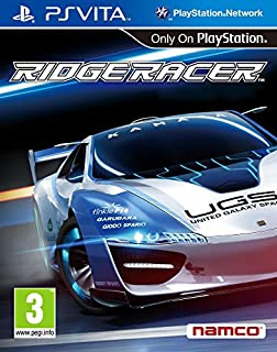 Ridge Racer (PS Vita) (B006OU6X88) | Amazon price tracker / tracking, Amazon price history charts, Amazon price watches, Amazon price drop alerts