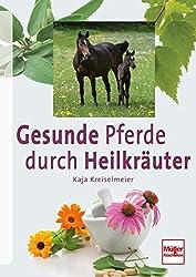 Buch Heilkräuter für Pferde