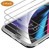 Syncwire Verre Trempé iPhone 8/7/6s/6 [Lot de 3] [Face ID Complètement Protégé]...