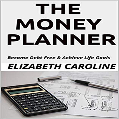 The Money Planner audiobook cover art