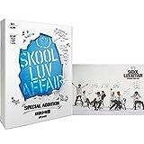 BANGTAN BOYS BTS Skool Luv Affair Special Addition PreOrder Album CD+2 DVDs+Official Poster+Photobook+Photocard+(Extra BTS 6 Photocards+1 Double-Sided Photocard)