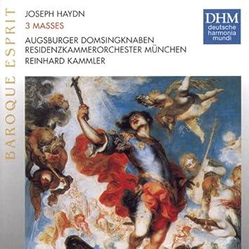 Haydn: 3 Masses