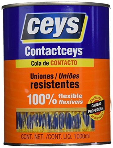 Ceys M51937 - Cola de contacto contactceys 1 litro