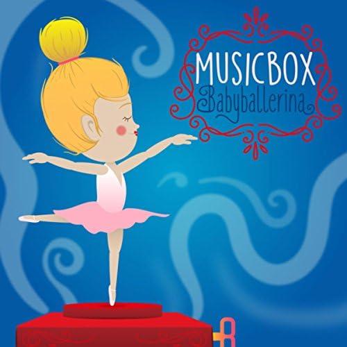 Cajita Musical Bebé Bailarina & LL Kids Canciones Infantiles