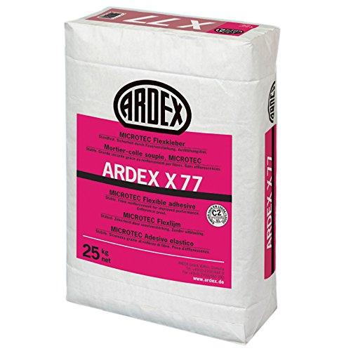 ARDEX X 77 MICROTEC Flexkleber (25 Kilogramm)