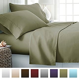 Best olive bed sheets Reviews