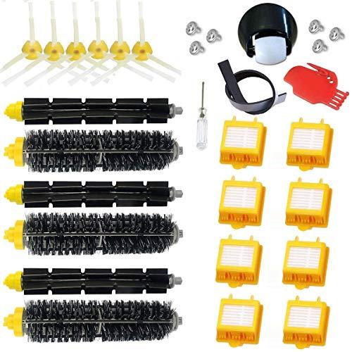 Supon Accesorios de repuestos de robot para robot 790 782 780 776 774 772 770 760 Juego de reemplazo de filtro de cepillo serie 700(00420)