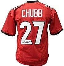 chubb georgia jersey