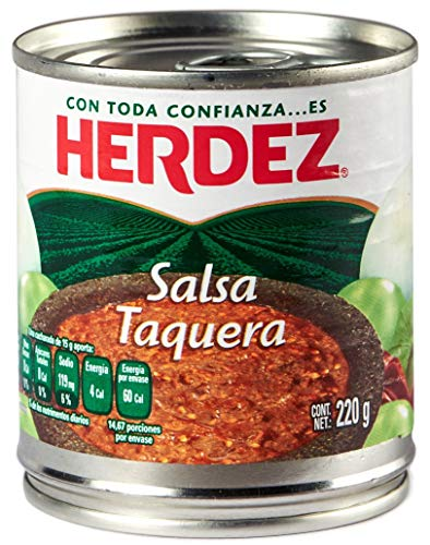 Salsa Taquera - Herdez, 220 g