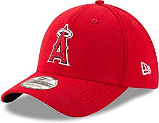 New Era Los Angeles Angels Fitted 39Thirty MLB Curve Brim Baseball Cap 3930