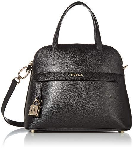 Furla Piper S Dome Handtaschen Damen Schwarz - Einheitsgrösse - Handtasche Bag