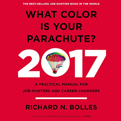 What Color Is Your Parachute? 2017 cover art