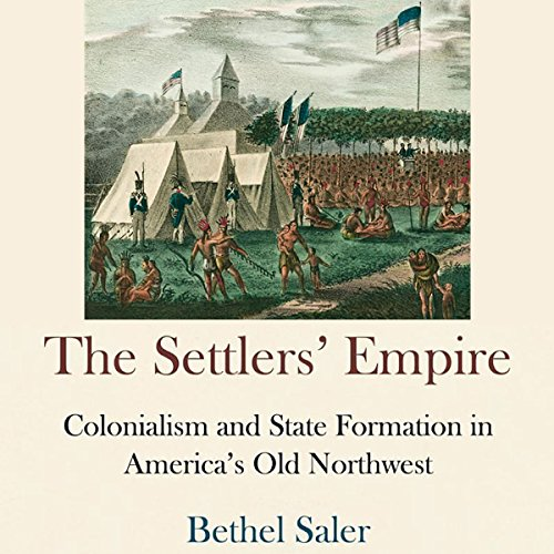 The Settlers' Empire audiobook cover art