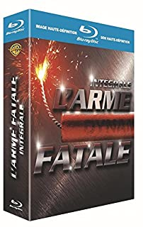 L'Arme Fatale-L'intégrale [Blu-Ray] (B003XS00JW) | Amazon price tracker / tracking, Amazon price history charts, Amazon price watches, Amazon price drop alerts