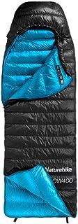 Saco de Dormir Adulto Al Aire Libre Solo Invierno Grueso Camping Interior Ligero Portátil Saco de Dormir Cálido 1.2 kg