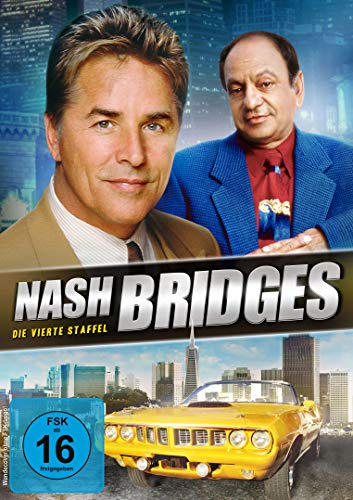 Nash Bridges - Die vierte Staffel [6 DVDs]