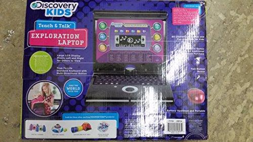 Discovery kids exploration laptop