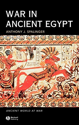 War in Ancient Egypt: The New Kingdom (Ancient World at War Book 2) (English Edition)