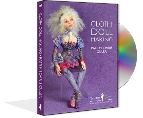 Cloth Doll Making with Patti Medaris Culea