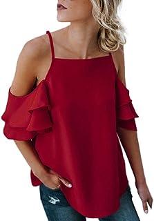 Women Tops, Gillberry Womens Summer Off The Shoulder Short Sleeve Blouse T Shirt