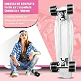 Zoom IMG-2 cutemelo skateboards 55cm mini cruiser