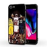Siruier iPhone 6 Case iPhone 6s Case,Anti-Scratch Slim Fashion Custom Cover Cases for iPhone 6/6s 4.7' (Lebron-Kobe)