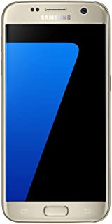 Samsung Galaxy S7 G930F 32GB Single Sim Unlocked Phone - Retail Packaging - Gold