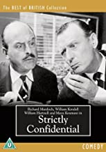 Strictly Confidential [DVD]