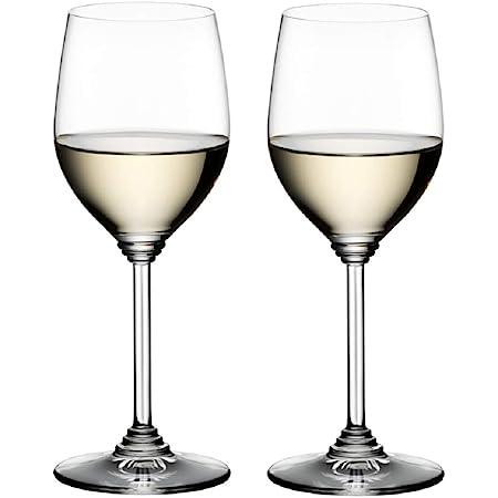 [正規品] RIEDEL リーデル 白ワイン グラス ペアセット ワイン ヴィオニエ/シャルドネ 370ml 6448/05