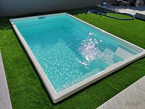 Best Pools - Piscina de fibra de vidrio