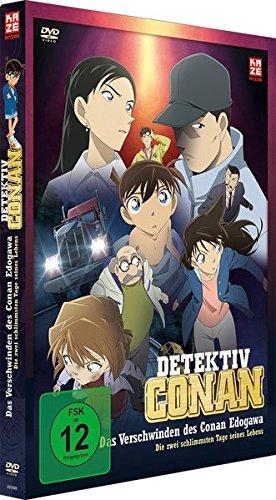 Detektiv Conan - Das Verschwinden des Conan Edogawa [Alemania] [DVD]