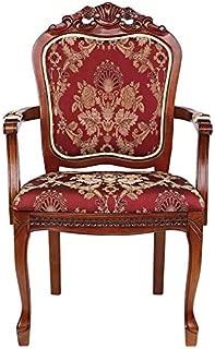 Design Toscano Crown Hill Baroque Chair, 42-Inch