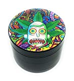 Grinder Rick and Morty 4 Teile Limited Edition by Royale grinder -