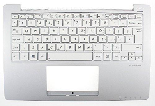 ASUS X201 X201E Handballenauflage, Tastatur, UK-Layout, 13NB00L1AM0102 H180