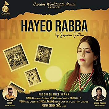 Hayeo Rabba