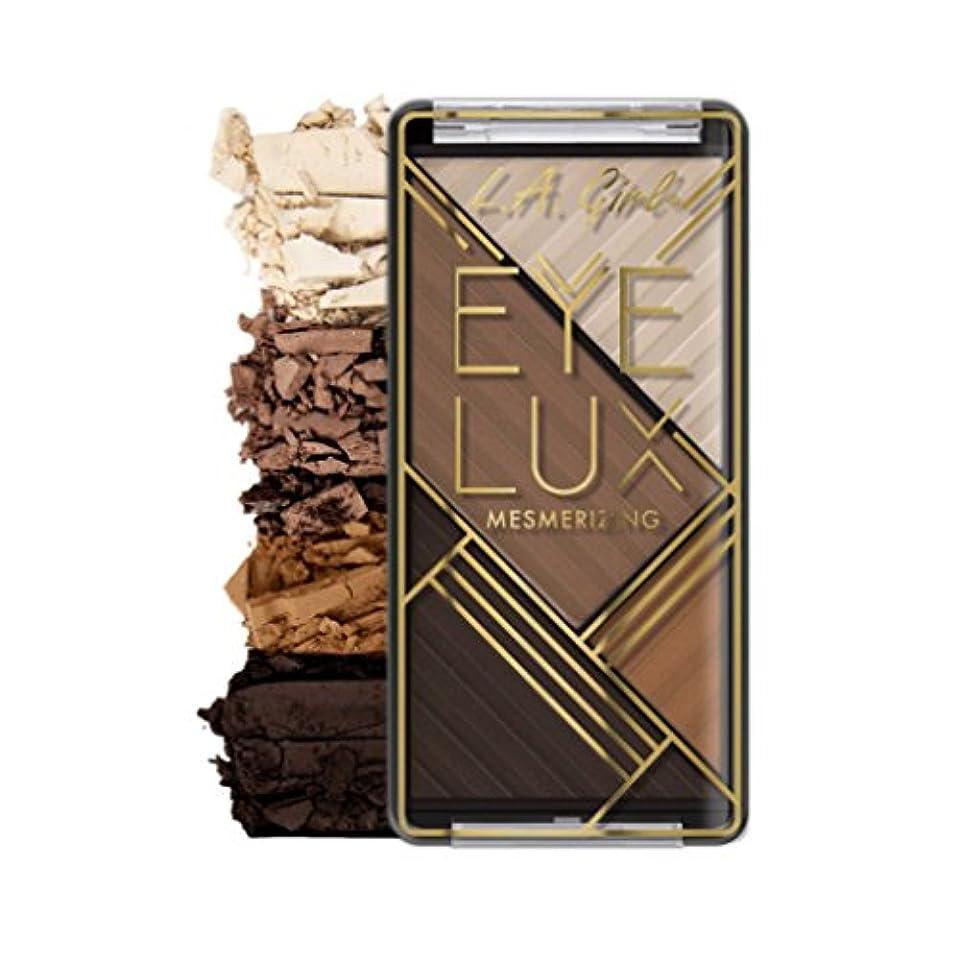 (3 Pack) L.A. GIRL Eye Lux Mesmerizing Eyeshadow - Urbanize (並行輸入品)