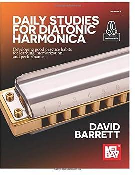 Daily Studies for Diatonic Harmonica
