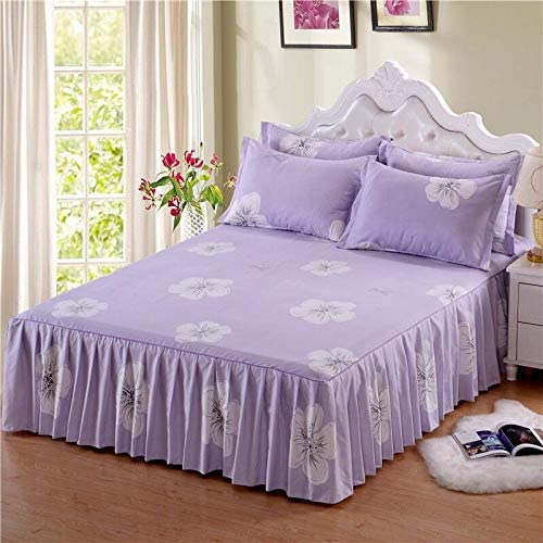 Durable 1pc Thickened Sanding Spring new work New arrival Bedspread Fitted Wedding Sheet Cov