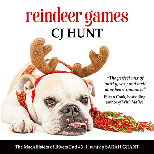 Reindeer Games audiobook cover art