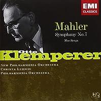 Mahler: Symphony No.7 Etc. by Otto Klemperer (2010-01-20)