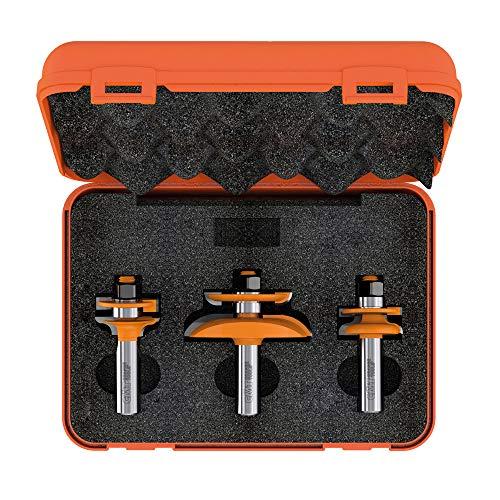 CMT Orange Tools 900,518,11 Coffret 3 pour cuisines fraises hm s 12