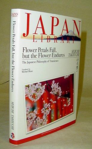 英文版 花びらは散る花は散らない―無常の日本思想 (JAPAN LIBRARY)