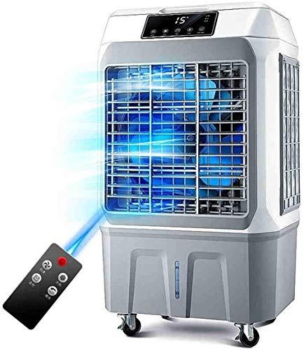 Dual-Schlauch bewegliche Klimaanlage, intelligente Fernbedienung Industrie-Klimaanlage Haushaltskühler Mobile Wassergewerbe Restaurant ZHW345